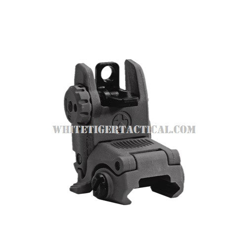 Magpul MAG248-GRY MBUS Rear Back-Up Flip-Up Sight GEN 2 Stealth Gray MAG248