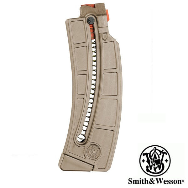 Smith & Wesson 19929 S&W M&P 15-22 .22LR 25rd Mag Magazine Polymer FDE Flat Dark Earth 199290000