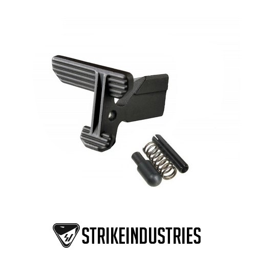 Strike Industries XBC Extended Bolt Catch Assembly SI-AR-XBC Solid Steel AR15 M4 M16