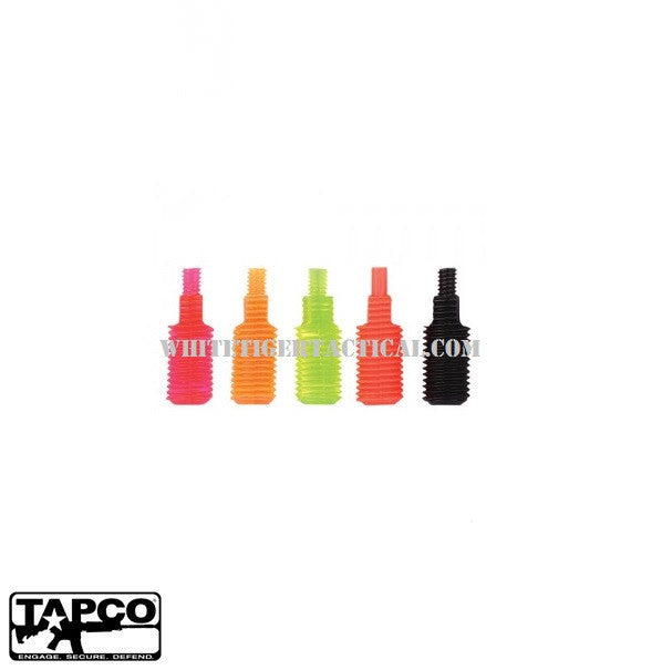 Tapco INTRAFUSE AK / SKS 5-Piece Enhanced Color Front Sight Post 5pc. Set SKS6604 16686 Ak47 AK74 SKS