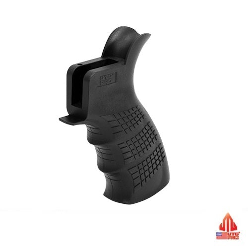 UTG PRO RB-UPG01B Rear AR15 Ambidextrous Ambi Pistol Grip Black USA Made Leapers AR-15/M4/M16