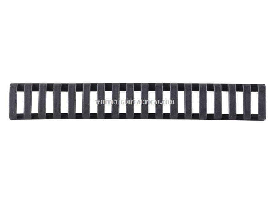 Magpul MAG013-BLK Low Profile Ladder Rail Panel Cover 1913 Picatinny Full Rail Covers Black MAG013
