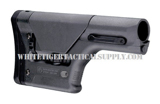 Magpul MAG307-GRY PRS (Precision Rifle/Sniper) Rifle Stock AR15/M16 Stealth Gray MAG307