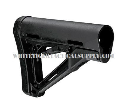 Magpul MAG311-BLK CTR (Compact/Type Restricted) Commercial Spec Model - Black MAG311
