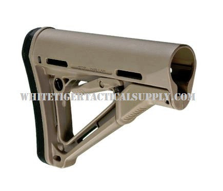 Magpul MAG310-FDE CTR (Compact/Type Restricted) Mil-Spec Model - Flat Dark Earth MAG310