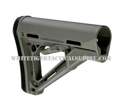 Magpul MAG311-FOL CTR (Compact/Type Restricted) Commercial Spec Model - Foliage Green MAG311