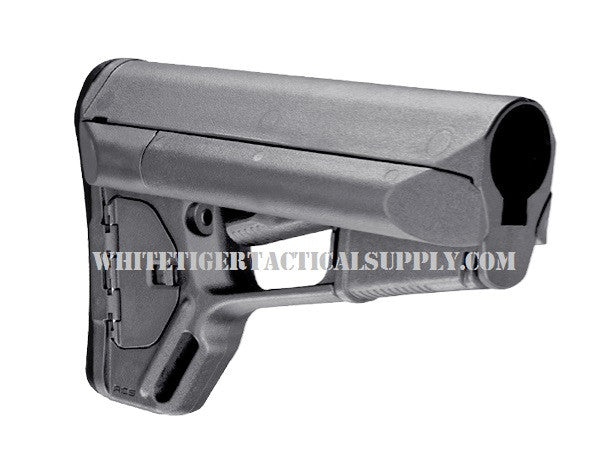 Magpul MAG371-GRY ACS (Adaptable Carbine/Storage) Commercial Spec Model - Stealth Gray MAG371