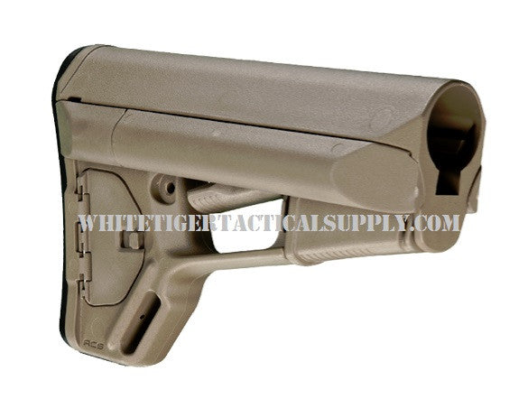 Magpul MAG370-FDE ACS (Adaptable Carbine/Storage) Mil-Spec Model - Flat Dark Earth MAG370