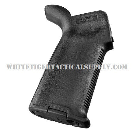 Magpul MAG416-BLK MOE+ Plus Rubber Overmold Rear Pistol Grip AR15 M4 Black MAG416