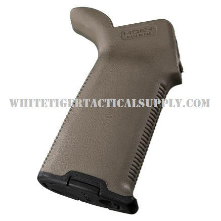 Magpul MAG416-FDE MOE+ Plus Rubber Overmold Rear Pistol Grip AR15 M4 Flat Dark Earth MAG416
