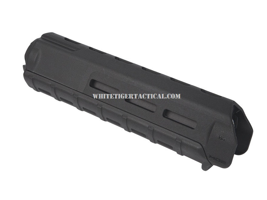 Magpul MAG426-BLK MOE M-LOK Hand Guard 2pc Drop-In Mid-Length Black MAG426 AR15 M4