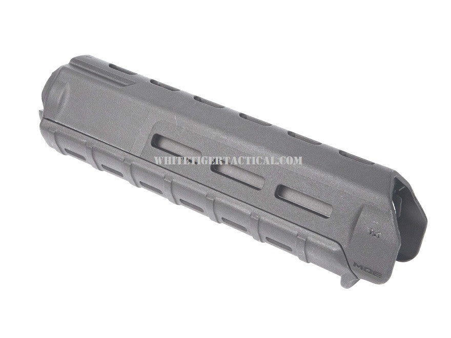 Magpul MAG426-GRY MOE M-LOK Hand Guard 2pc Drop-In Mid-Length Stealth Gray MAG426 AR15 M4