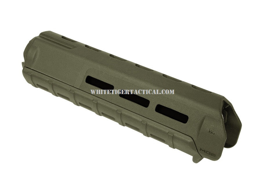 Magpul MAG426-ODG MOE M-LOK Hand Guard 2pc Drop-In Mid-Length OD Green MAG426 AR15 M4