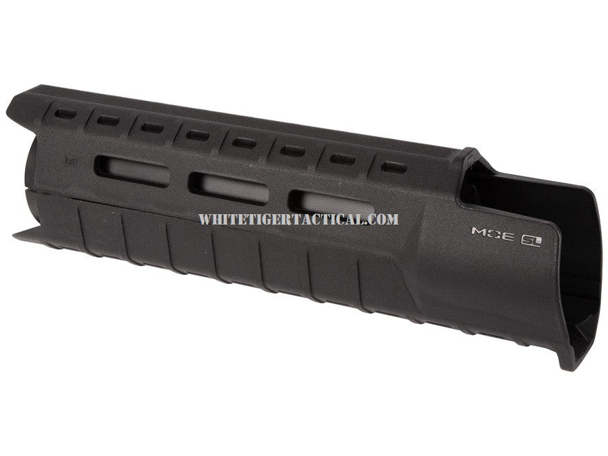 Magpul MAG538-BLK MOE M-LOK SL Slim Line Hand Guard 2pc Drop-In Carbine Length Black MAG538 AR15 M4