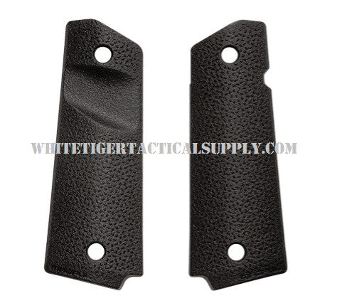Magpul MAG544-BLK MOE 1911 Grip Panels with TSP Texture Black MAG544