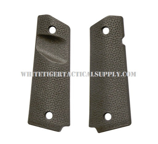 Magpul MAG544-ODG MOE 1911 Grip Panels with TSP Texture OD Green MAG544