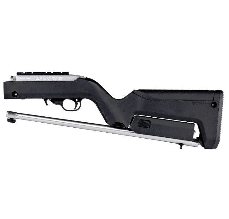 Magpul MAG808-BLK Hunter X-22 Backpacker Stock Ruger 10/22 Takedown Rifle Black