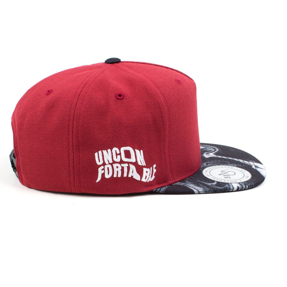 'Uncomfortable Smoke' Snapback