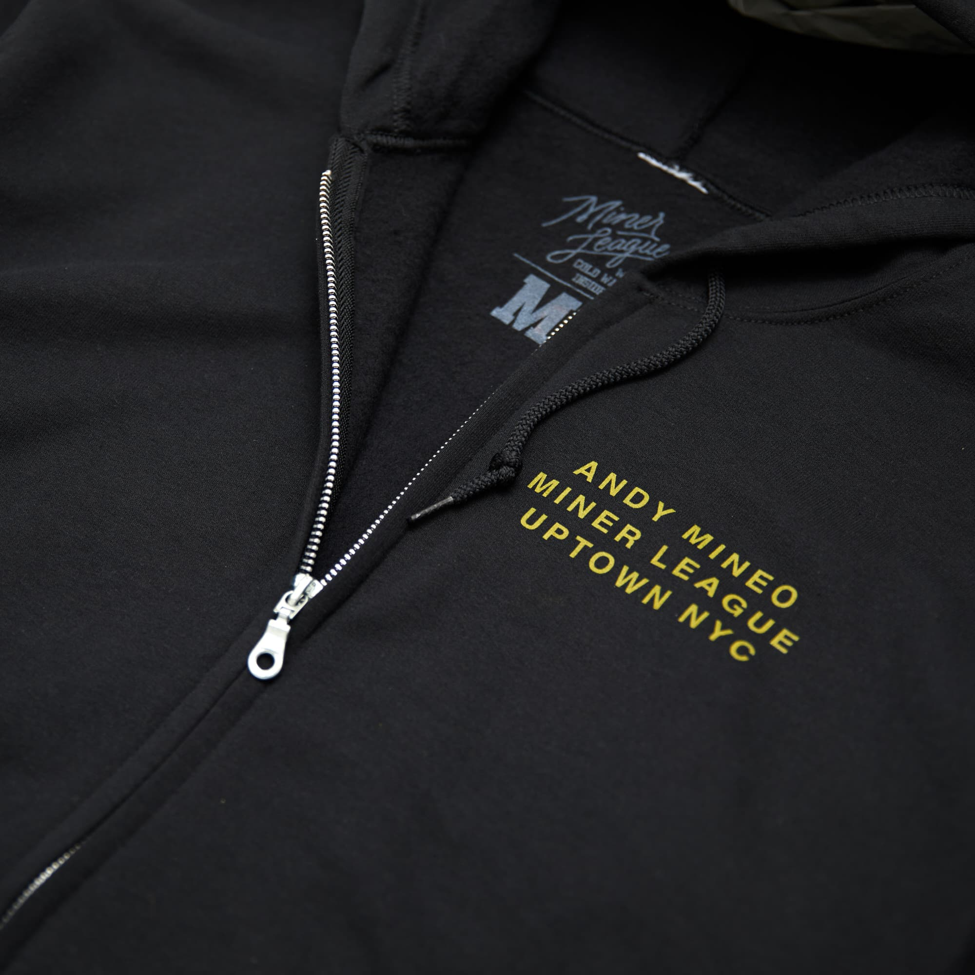 'Elements' Full Zip Hoodie