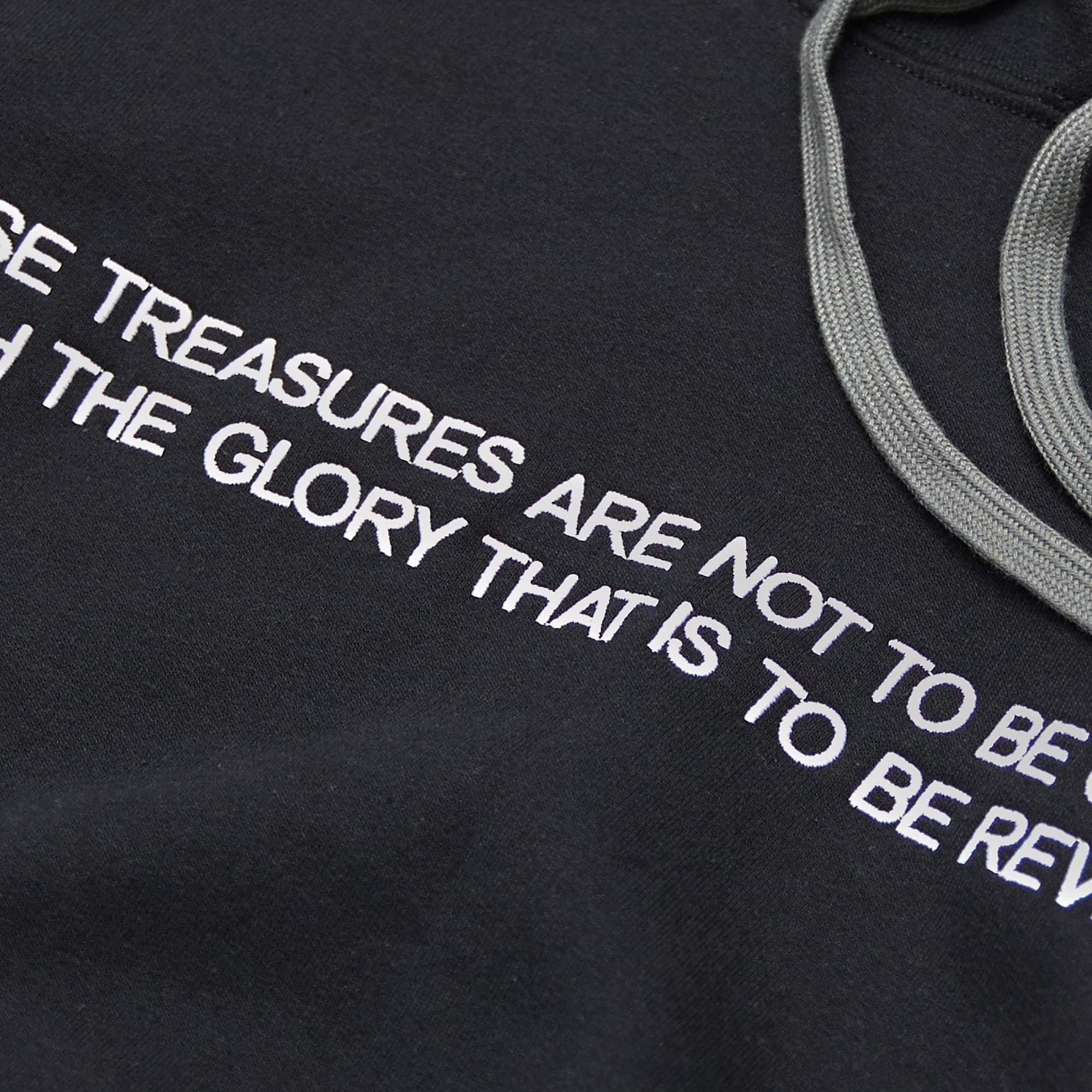 'Treasures' Pull Over Hoodie