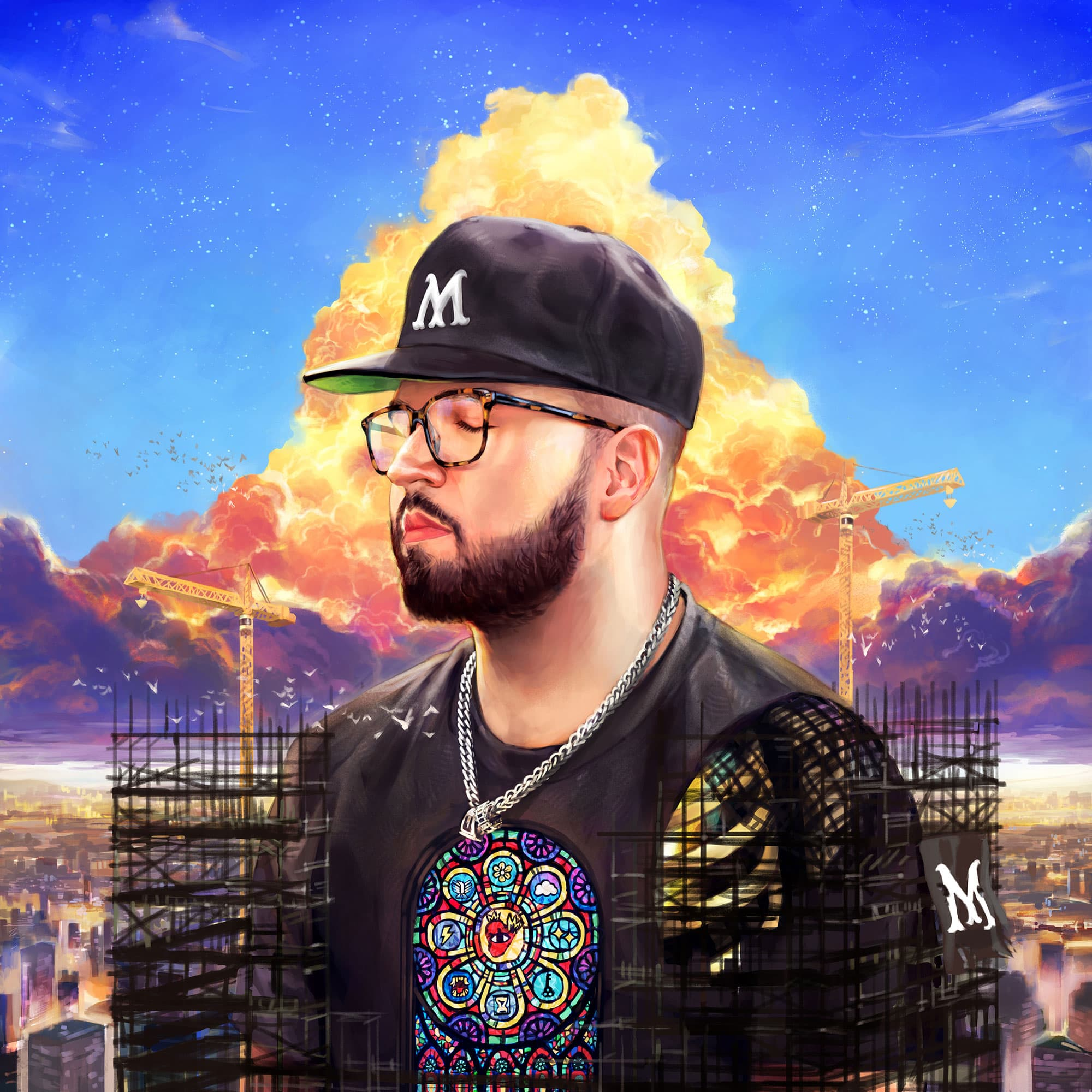 Andy Mineo 'Work In Progress' MP3 Digital Download