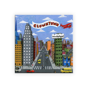 Wordsplayed 'Clowntown' CD