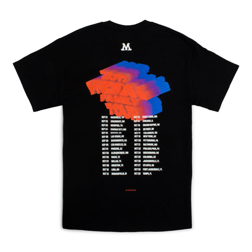 Andy Mineo 2017 Tour Tee