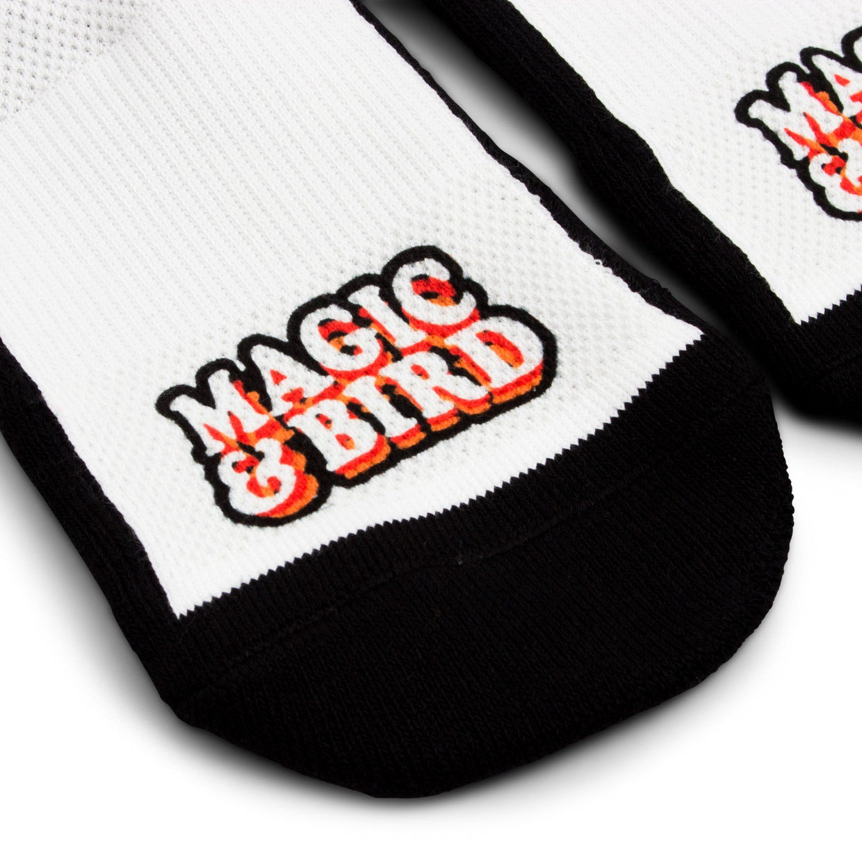 'Magic and Bird' Socks