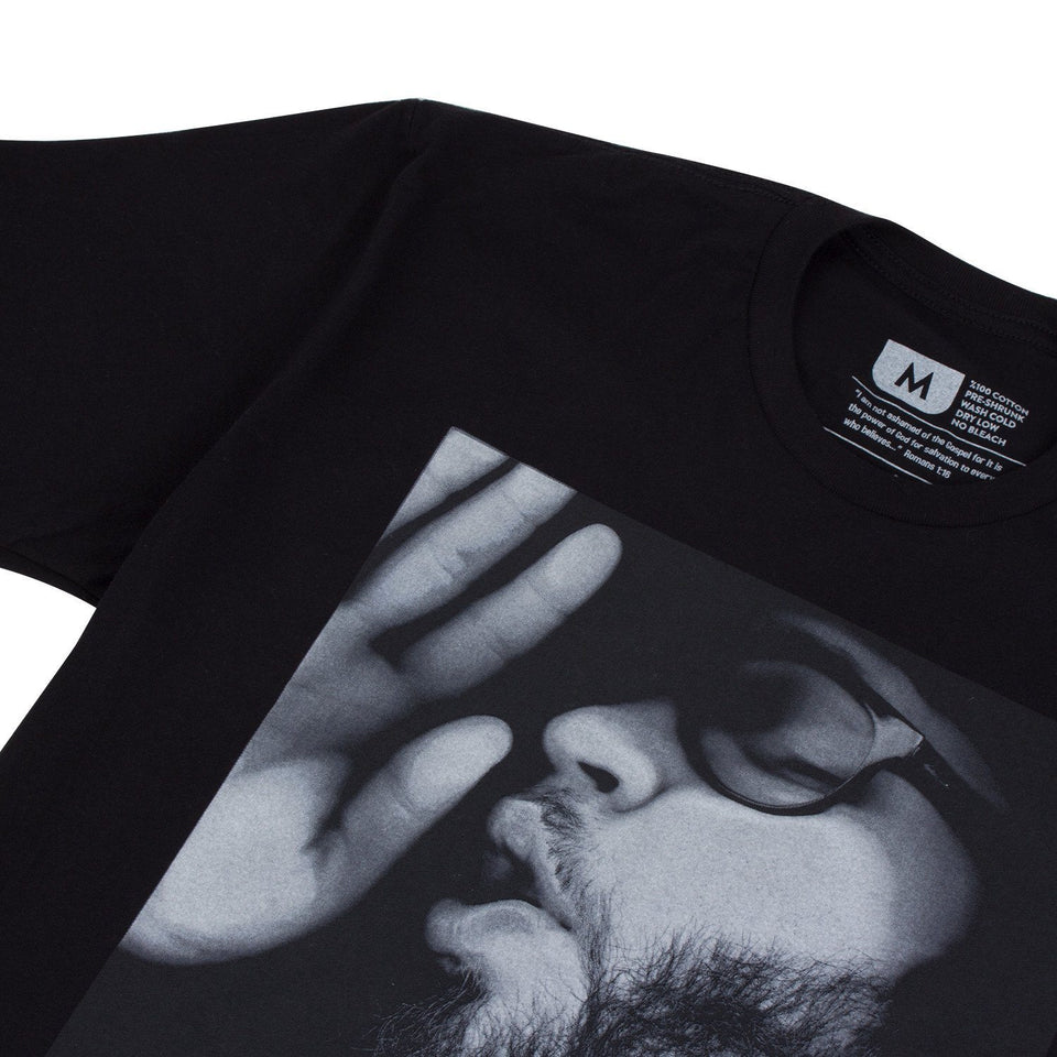 'Uncomfortable Tour Face' T-Shirt