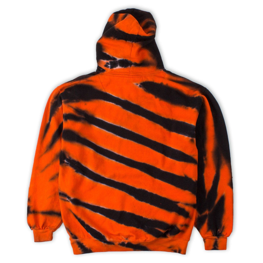 'You Can't Stop Me' Tiger Striped Hoodie