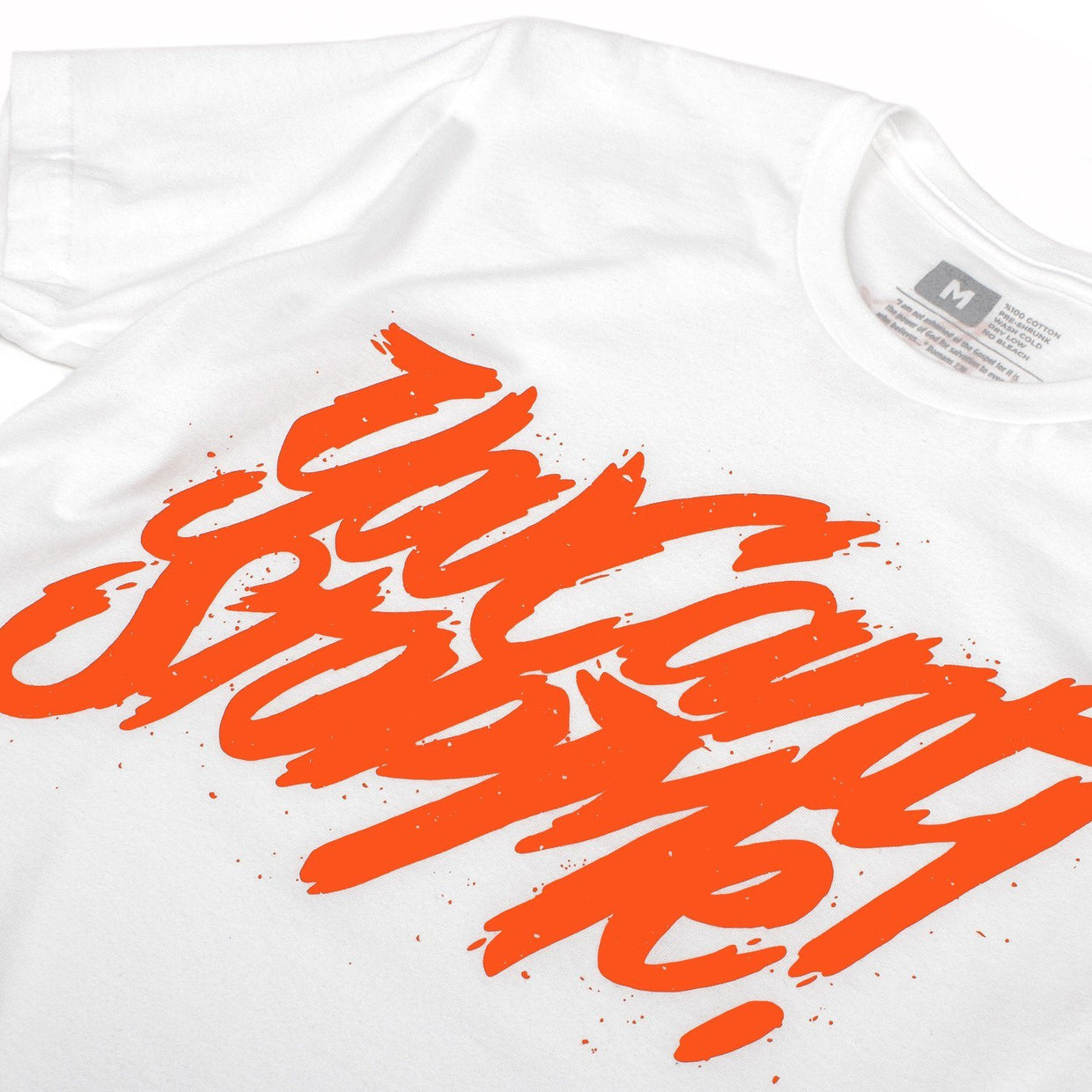Andy Mineo 'Can't Stop Me' T-Shirt - Close