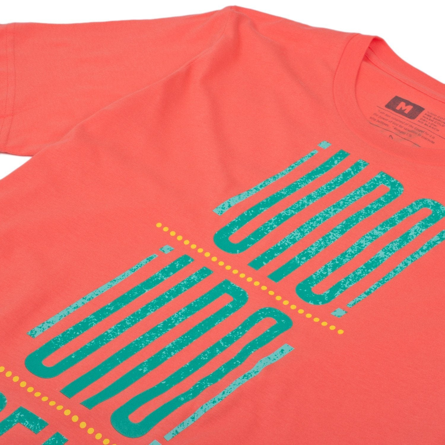 Andy Mineo 'Uno Uno Seis' T-Shirt - Close