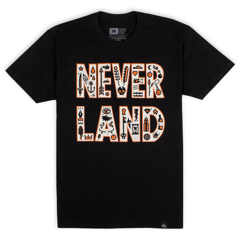 Andy Mineo 'Never Land' T-Shirt