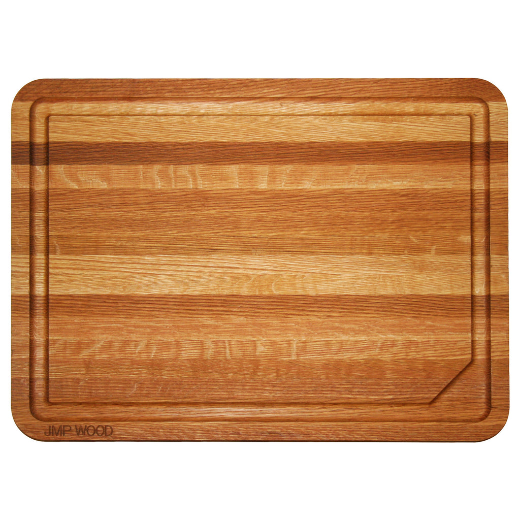 Butcher Block - Traditional Oak
