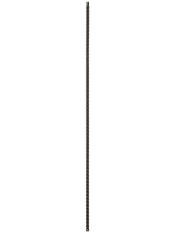 "Iron Baluster - 9/16"" Hammered - 9016 - Bar"