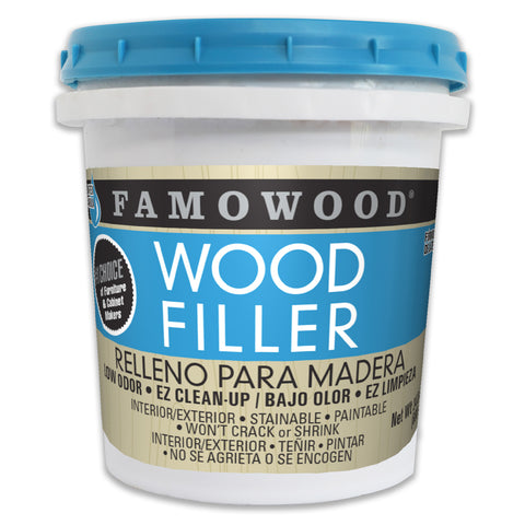 Famowood Latex Wood Filler (24 oz)