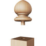 Finial Newel Post Cap FN-0100