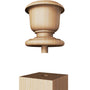 Finial Newel Post Cap FN-0101