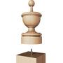 Finial Newel Post Cap FN-0107