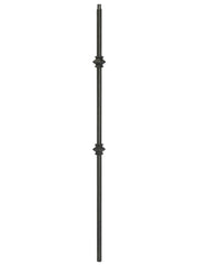 "Iron Baluster - 5/8"" Square (Plain - Double Knuckle) 2G61"