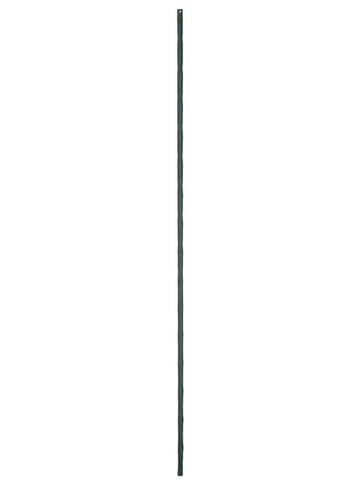"Iron Baluster - 1/2"" Round (Plain Distressed: Solid) S20"