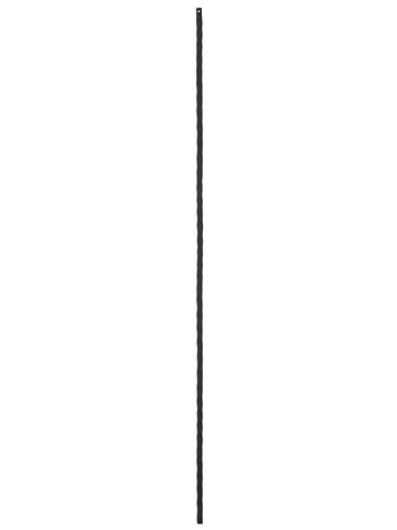 "Iron Baluster - 1/2"" Square (Tuscan - Plain) T33"
