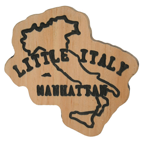 Little Italy Carving