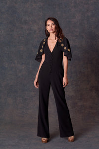 Embellished Patti Jumpsuit