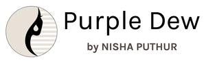 Purple Dew label by Nisha Puthur showcases designer fashion jewelry collections that blend modern with classic, design patterns with symbolism, feminine silhouette with masculine element. Statement jewelry designed with an intention.