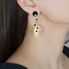 Mirasol Bloom Drop Earrings