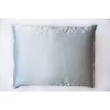 Charmeuse Silk Pillowcase, blue - Mari Ann