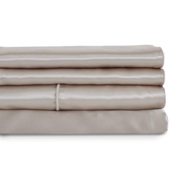 Charmeuse Silk Flat Sheet - Mari Ann