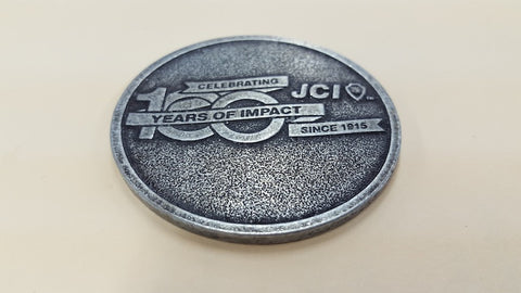 100th Anniversary Commemorative Coin