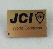 JCI World Congress Dangle